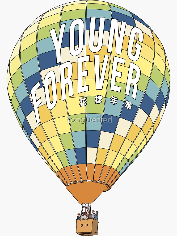 young forever by tonguetied