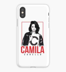 camila cabello - Good design begins with honesty, asks tough questions, comes from collaboration and from trusting your intuition. iPhone Case