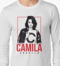 camila cabello - Good design begins with honesty, asks tough questions, comes from collaboration and from trusting your intuition. Long Sleeve T-Shirt