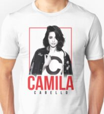 camila cabello - Good design begins with honesty, asks tough questions, comes from collaboration and from trusting your intuition. Unisex T-Shirt