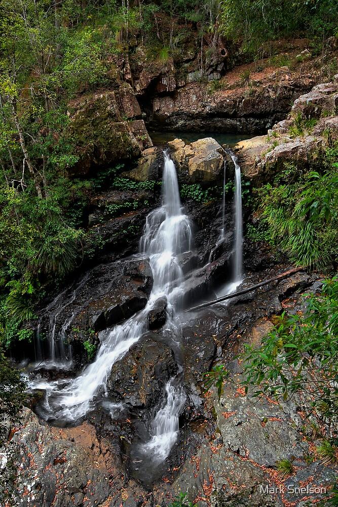 Bangalore Falls by Mark Snelson