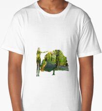 Eco Warrior (Female)  Long T-Shirt