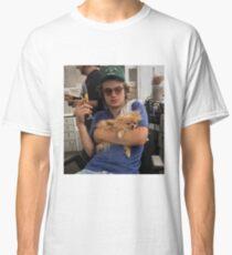 Joe Keery, Champagne and Pomeranian  Classic T-Shirt