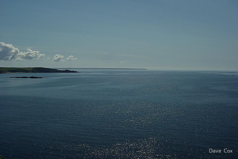 Cornish Seascape by Dave  Cox