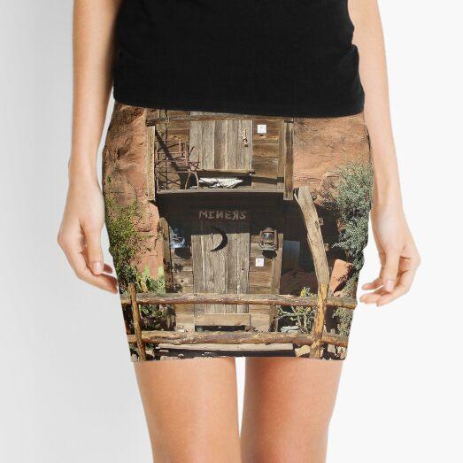 Miners vs Mine Boss Mini Skirt
