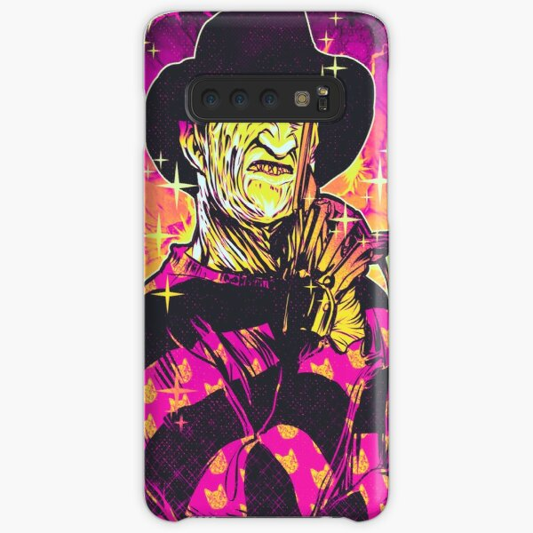 Neon Horror: Freddy  Samsung Galaxy Snap Case