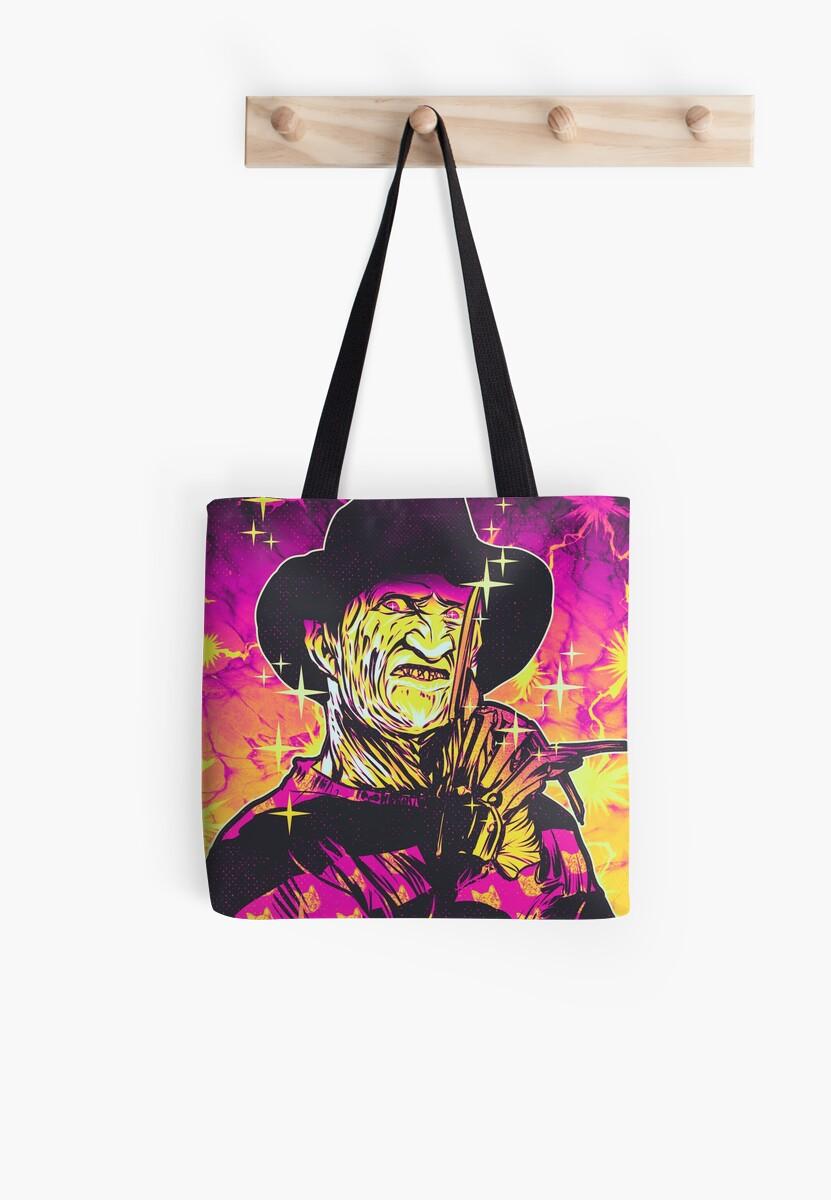 Neon Horror: Freddy  by retkikosmos