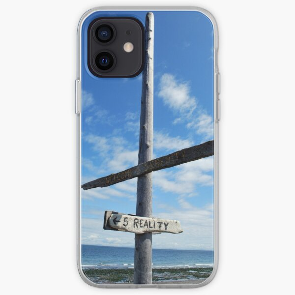 5 Miles to Reality iPhone Soft Case