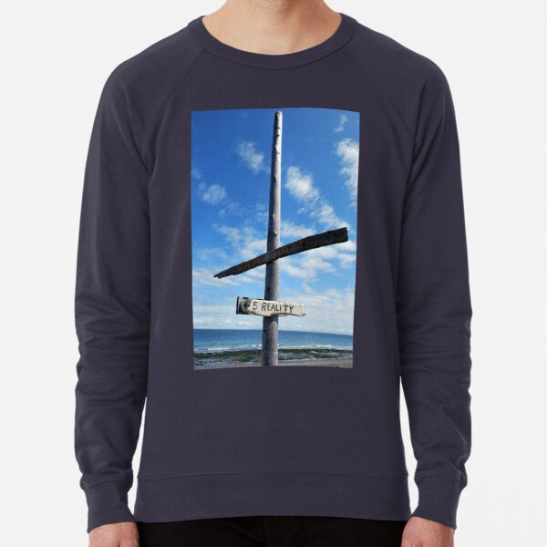 5 Miles to Reality Lightweight Sweatshirt