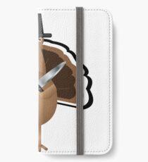 Revenge of the Turkey iPhone Wallet/Case/Skin