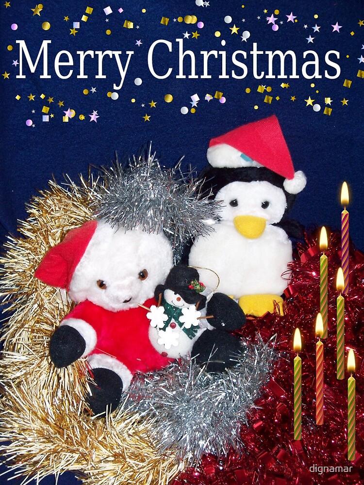 Christmas Card by dignamar