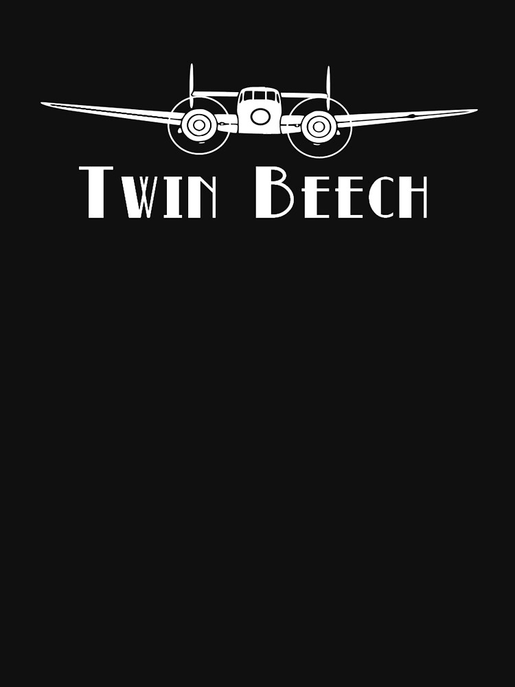 Beechcraft Twin Beech 18 by cranha