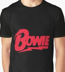 Bowie Logo Graphic T-Shirt