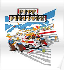 Gaming [Arcade] - Pole Position Poster