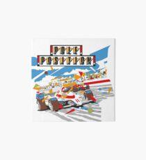 Gaming [Arcade] - Pole Position Art Board