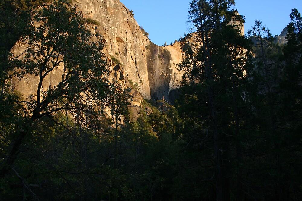 Bridalveil fall - Yosemite NP by Ilan Cohen