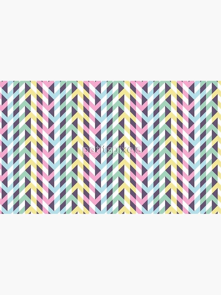 Pastel arrows of illusion by petitspixels