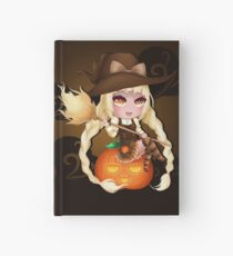 Punkin Chibi Witch - 2017 Hardcover Journal