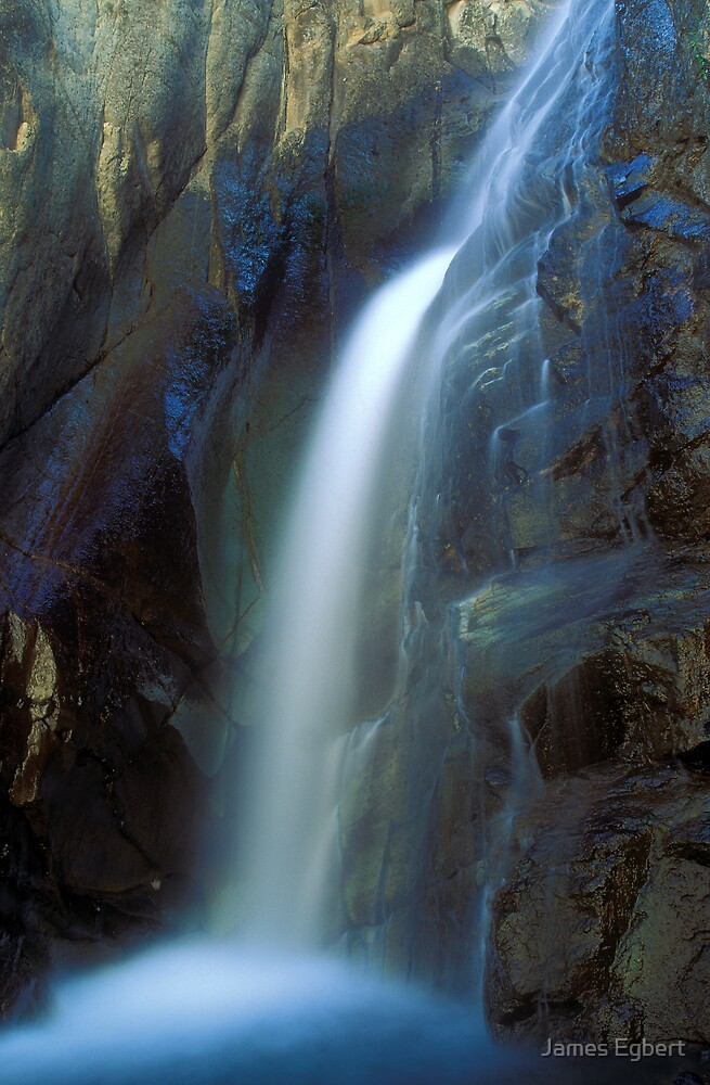 Abalone Falls by James Egbert