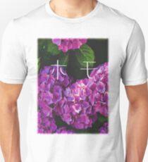 Ja Homo Floral Slim Fit T-Shirt