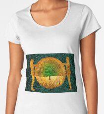 Tree of Life - Garden of Eden Women's Premium T-Shirt