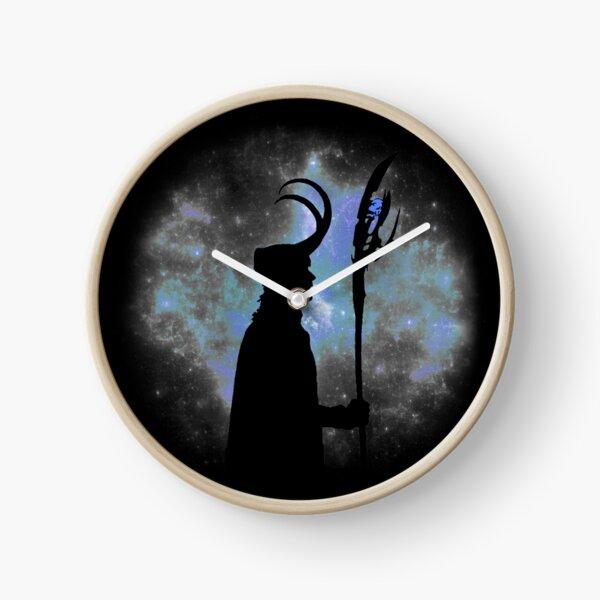 God of mischief Clock