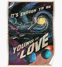 YOUNG AND IN LOVE Poster