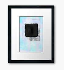 Color Problems Plate L Reworked No. 17, Series 3e Framed Print