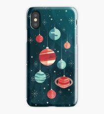 Joy to the Universe (Teal Version) iPhone Case/Skin