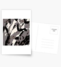Organic No.2 Abstract #muted #redbubble #artprints #fineart Postcards
