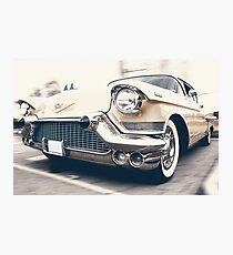 Art In Design - Cadillac!  Photographic Print