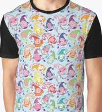 Cucumbers funny gnomes  Graphic T-Shirt