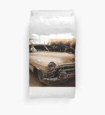 Cadillac #9 Duvet Cover