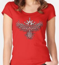 The Warrior Women's Fitted Scoop T-Shirt