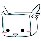 Marshmallow Emote by devicatoutlet