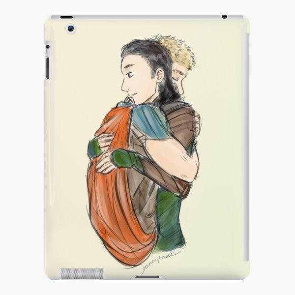 The Brodinson Hug iPad Snap Case