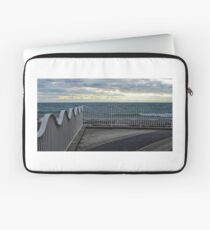 Grate Wave Lake Laptop Sleeve
