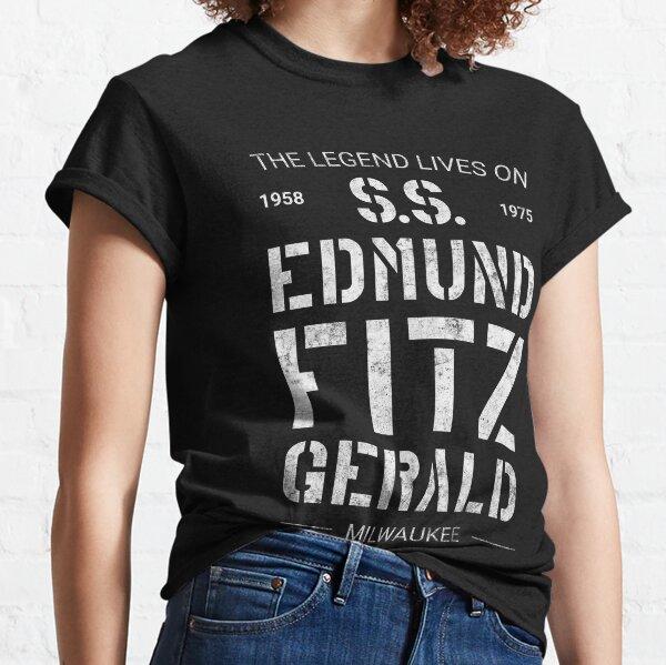 The Legend Lives On S.S. Edmund Fitzgerald Classic T-Shirt