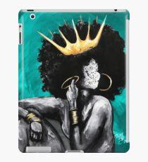 Vinilo o funda para iPad Naturalmente el TEAL de la Reina VI