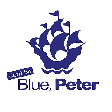 Don't Be Blue, Peter by GarfunkelArt