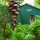The Pinecone and the Tool Shed by Marilyn Cornwell