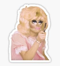 you better pass me the buns Sticker