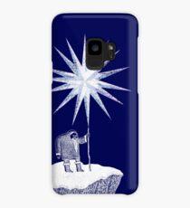 Old Man Winter Hermit and North Star Case/Skin for Samsung Galaxy