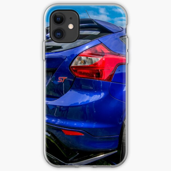 ST Ford Focus iPhone Soft Case