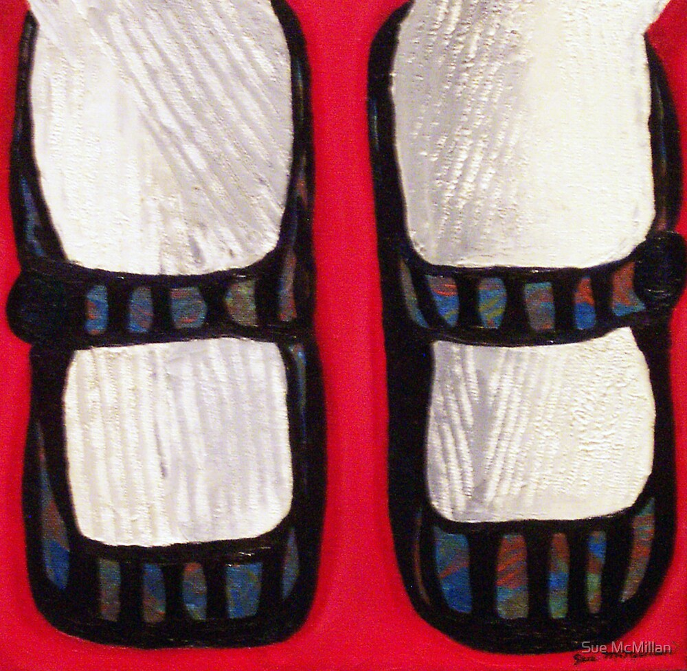 New Shoes by Sue McMillan
