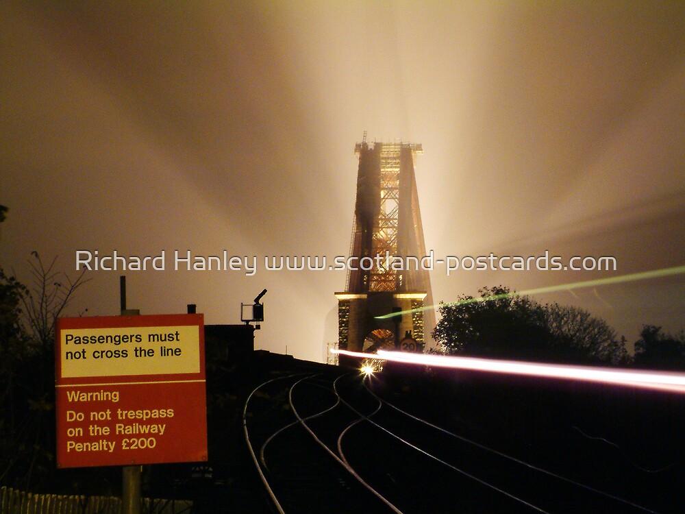 Rail Bridge by Richard Hanley www.scotland-postcards.com