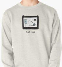 Cat nav Pullover