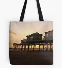 St Annes Pier Tote Bag