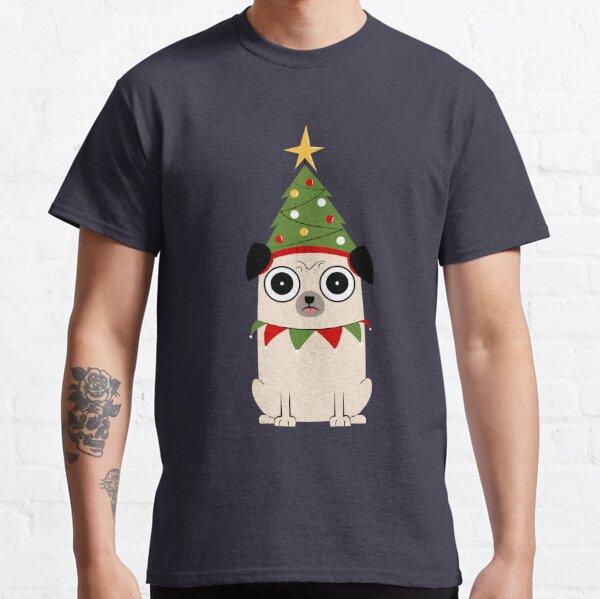 It's Christmas for Pug's sake Classic T-Shirt