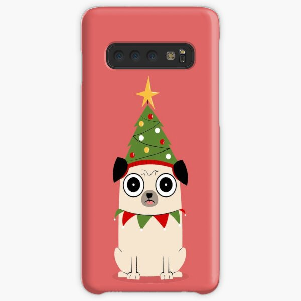 It's Christmas for Pug's sake Samsung Galaxy Snap Case